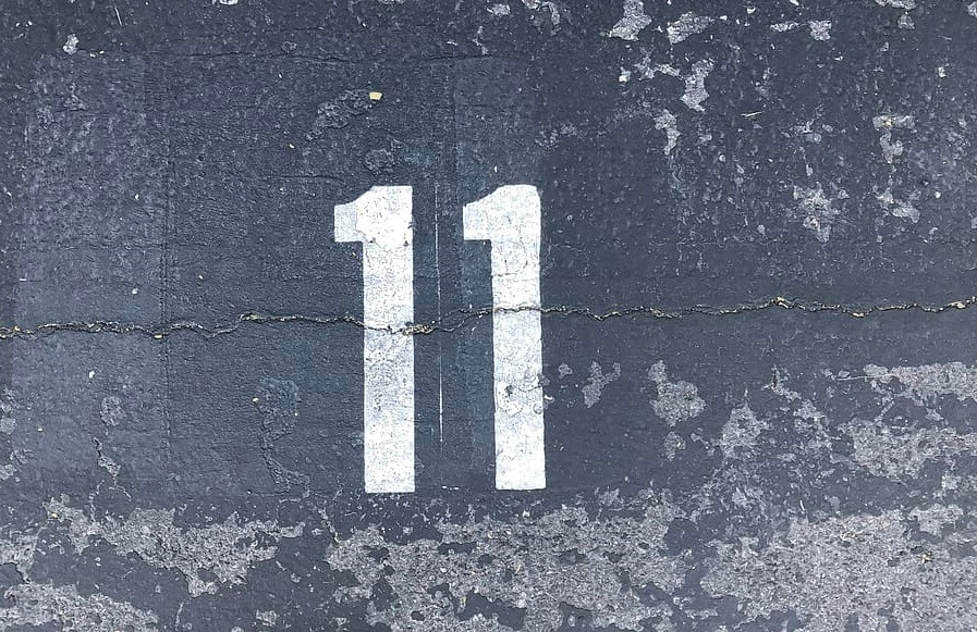 makna angka 11