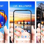 Cara Download Wallpaper HD Transparan Tiktok,