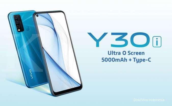 Spesifikasi Lengkap dan Harga Vivo Y30i