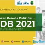 PPDB Jabar 2021 Hanya Tampung 41,5% Siswa Dikarenakan Keterbatasan Kapasitas Sekolah Negeri.