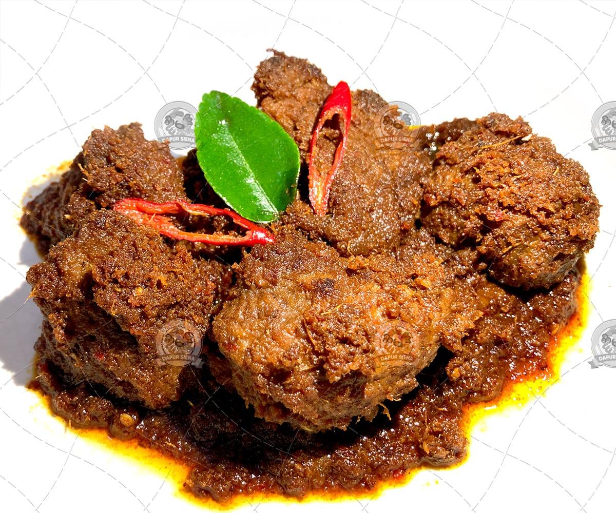 Rendang Makanan Khas Indonesia ter-ENAK di Dunia