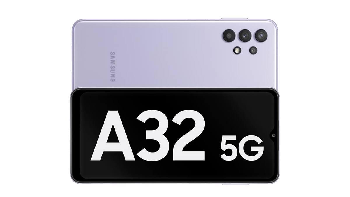 Spesifikasi HP Samsung Galaxy A32 5G Terbaru