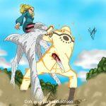 Disaat Jigen menugaskan anak buahnya yang beranama Delta untuk mengikuti Kanshin-KKoji dan menuruti perkataannya, namun Delta tidak sabaran sehingga ia memasuki daerah Desa konoha dan langsung ke arah Kawaki yang sedang berlatih bersama Naruto beserta Boruto.