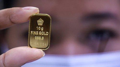 Harga Emas di Pegadaian Kembali Turun Harga!