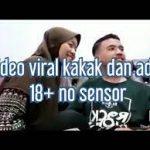 Video Viral Kakak Adik di Hotel Jadi Trending Media Sosial 2021