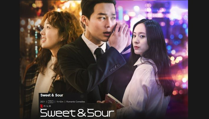 plot twist synopsis film drakor sweet and sour,