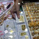 Harga Emas 24 Karat Antam Hari ini Masih Bertahan