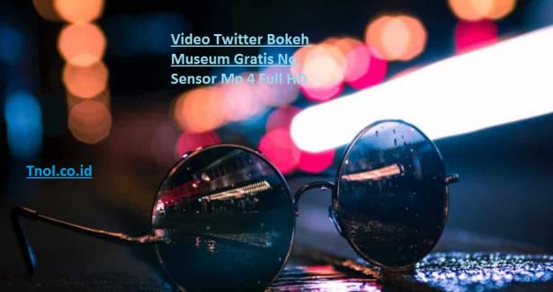Video Twitter Bokeh Museum Gratis No Sensor Mp 4 Full HD
