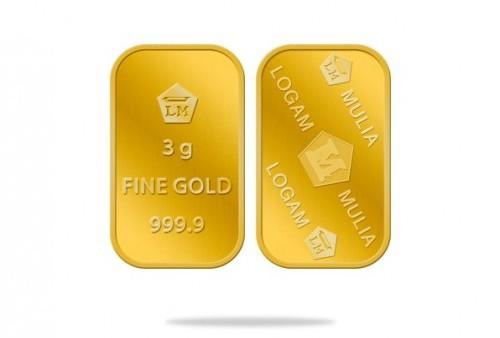 Informasi Harga Emas Antam Hari Ini Kembali Turun!!! Senin 26 Juli 2021