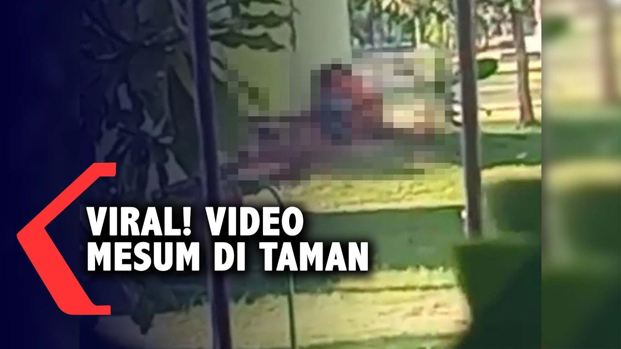 Video Viral Berdurasi 37 Detik Remaja Museum di Taman Maramis