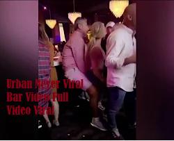 Urban Meyer Viral Bar Video Full Video Viral